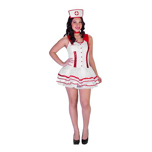 Fantasia Enfermeira Luxo Adulto