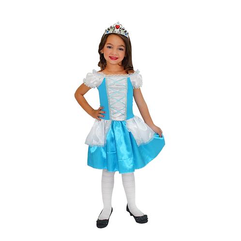 Princesa Cristal Infantil