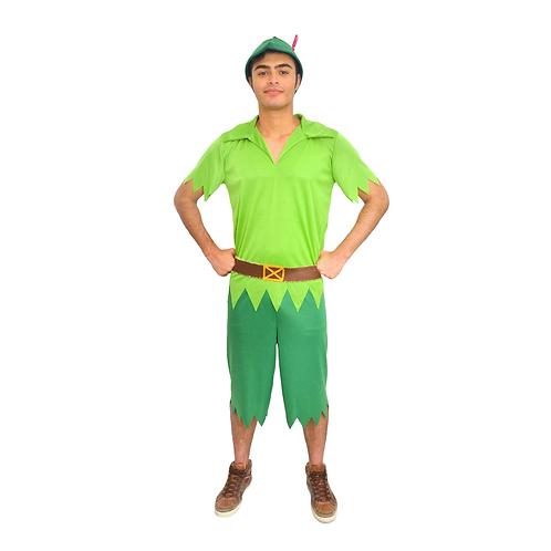 Fantasia Peter Pan Adulto