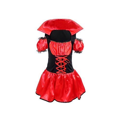 Fantasia Vampira Pop Infantil