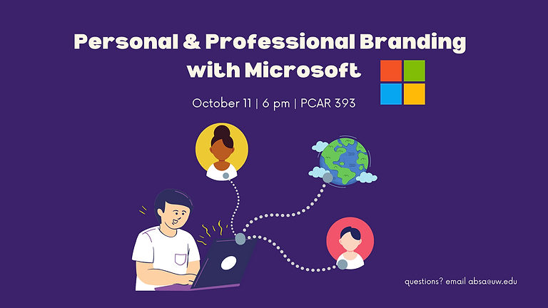 Personal & Professional Branding with Mircosoft
