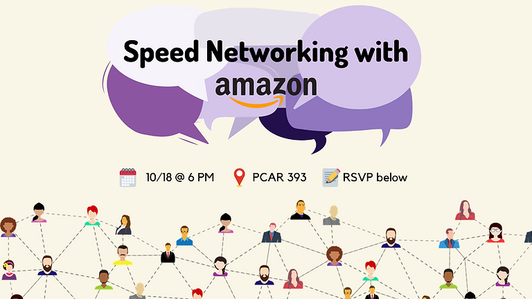 Speed Networking with Amazon