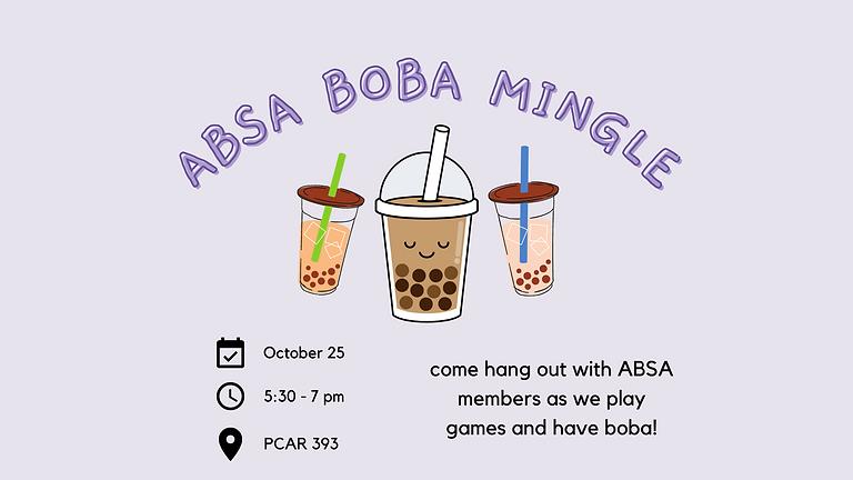 ABSA Boba Mingle