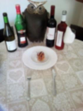 Tapa Angula en el pan
