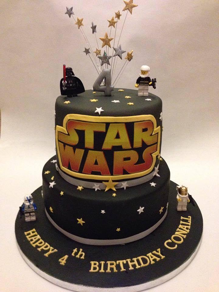 Star Wars Birthday Cake Images