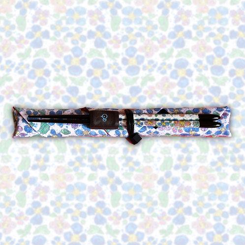 CAROLLA[faint-blue] 箸セット