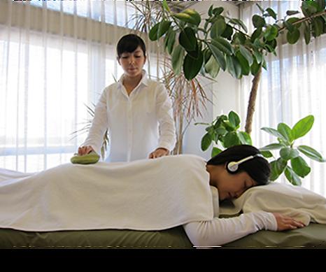 Kita Biosonic Peace Machine Practitioner Treatment