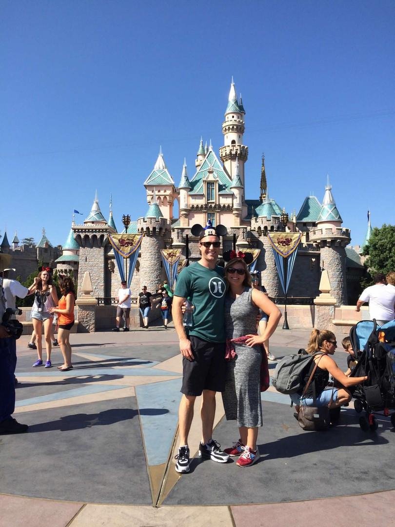 Disneyland Trip 2016