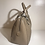 Thumbnail: Lisette tan leather purse