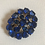 Thumbnail: Blue leaf pin