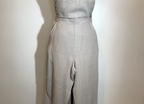 Sundance taupe  grey overalls