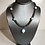 Thumbnail: Mexico silver aquamarine necklace