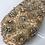 Thumbnail: 1950s gold beaded satin clutch