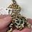 Thumbnail: Crystal leopard bracelet