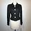 Thumbnail: Rickie Freeman black sparkle tapestry jacket