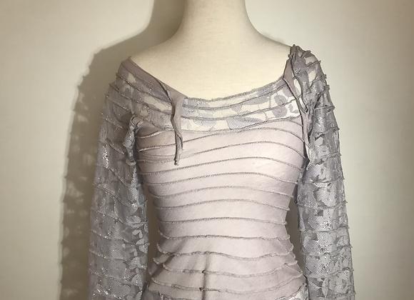 Selma Karaca grey blouse