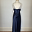 Thumbnail: Navy silk negligee