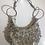 Thumbnail: Aldo silver sequin bag