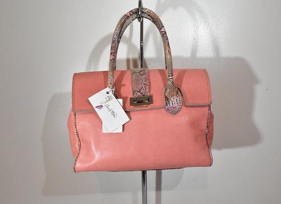 Carol Miller Pink leather Bag