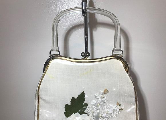 JR Flower 1940-1950s bag