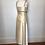 Thumbnail: 1960s raw silk creme dress