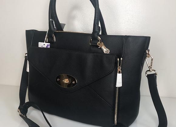 Carol Miller black handbag