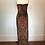 Thumbnail: Velvet paisley strapless dress
