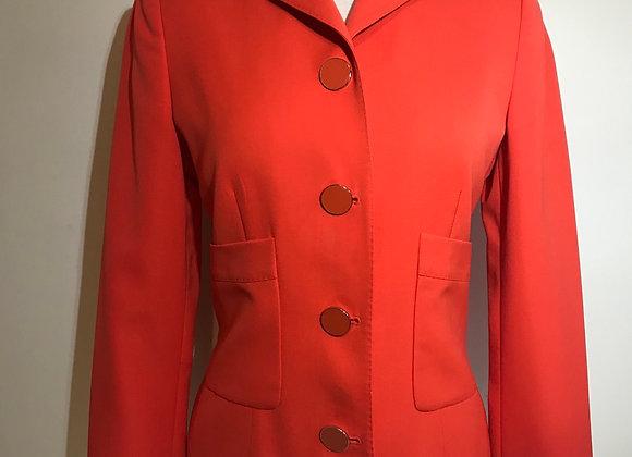 Designer Orange Jacket