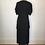 Thumbnail: 1940s silk crepe dress