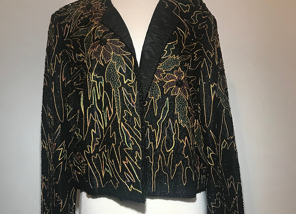 Multicolor beaded Jacket