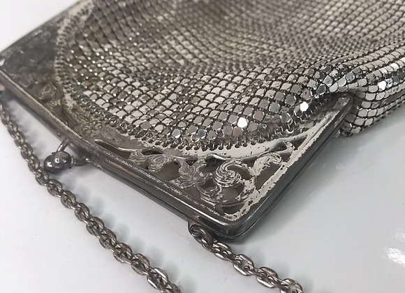 Mesh Whiting&Davis Co purse