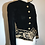 Thumbnail: 2pc Victor Costa black/gold Suit