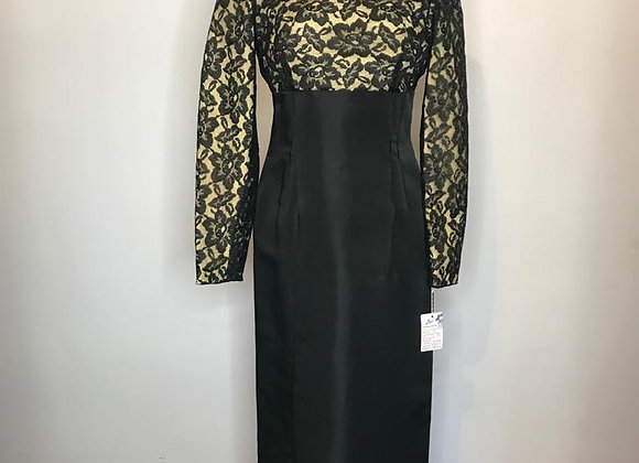 1950s to 1960s Empire Waist Gown