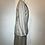 Thumbnail: Designer tan &white wool 2pc Suit