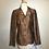 Thumbnail: Nina MCLemore burgundy jacket