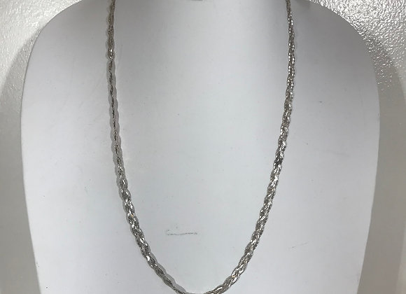 """22"""" Sterling Silver Chain"""