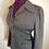 Thumbnail: 1940's grey gabardine wool 2 pieces suit