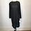 Thumbnail: 1950s Kimberly black dress