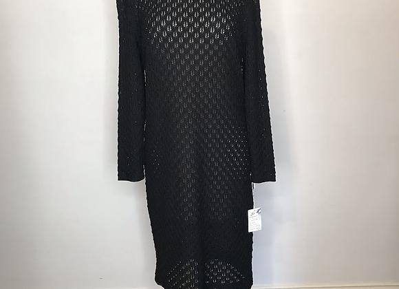 1950s Kimberly black dress
