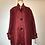Thumbnail: Cyrano red & black horizontal stripe jacket.