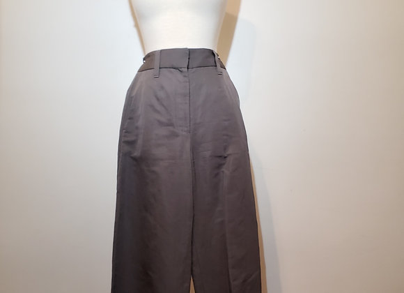 Marc Jacobs Gray Silk Pant