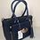 Thumbnail: Carol Miller blue purse