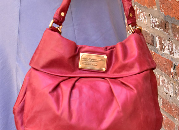 Marc by Marc Jacobs red leather