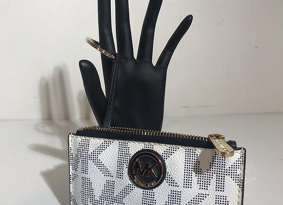 MK logo coin purse
