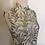 Thumbnail: Metallic brocade dress
