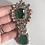 Thumbnail: Green crystal pin