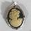 Thumbnail: Cameo crystal pin