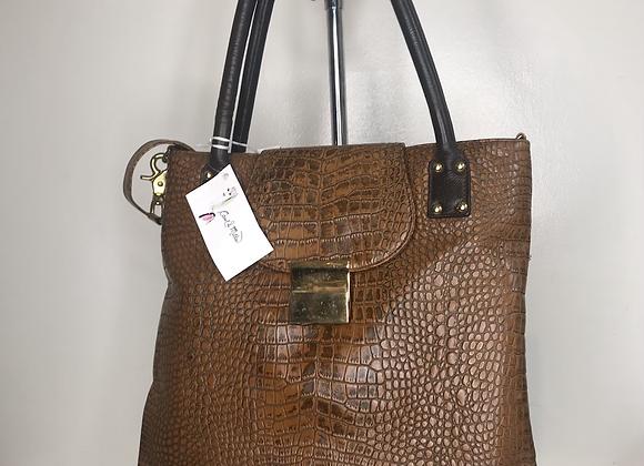 Carol Miller leather purse