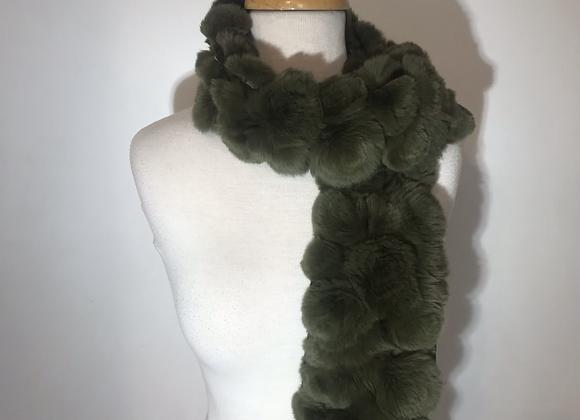 Jocelyn rabbit scarf