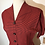 Thumbnail: 1950s Red/black checkered dress